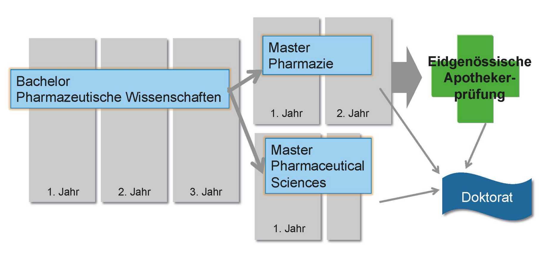 BSc Pharmazeutische Wissenschaften – Departement Chemie und ...